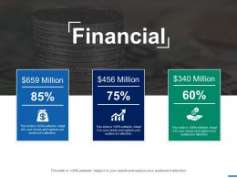 Financial Investment Ppt Infographics Slide Download