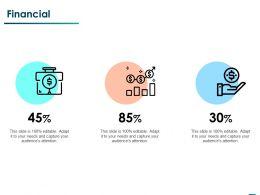 Financial Investment Ppt Powerpoint Presentation Portfolio Good