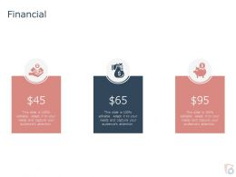 Financial L1809 Ppt Powerpoint Presentation Slides Graphics Tutorials