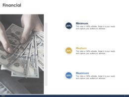 Financial L1924 Ppt Powerpoint Presentation Infographics Display