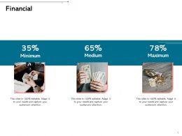 Financial L1969 Ppt Powerpoint Presentation Infographics Examples