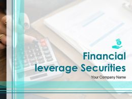 Financial Leverage Securities Powerpoint Presentation Slides