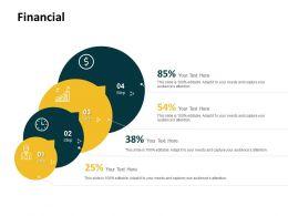 Financial M137 Ppt Powerpoint Presentation Infographics Brochure
