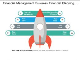 Financial Management Business Financial Planning Customer Relationship Management Cpb
