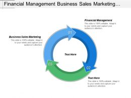 Financial Management Business Sales Marketing Branding Financial Planning Cpb