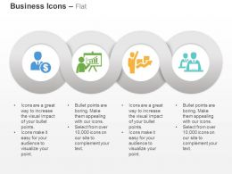 Financial Management Growth Analysis Teamwork Ppt Icons Graphics