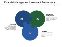 Financial Management Investment Performance Learning Evaluation Supply Chain Management Cpb