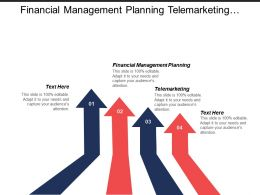 Financial Management Planning Telemarketing Performance Evaluation Micro Segmentation