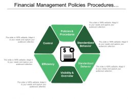 Financial Management Policies Procedures Standardized Efficiency Control