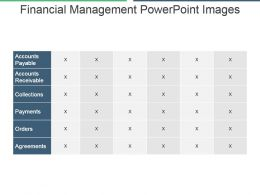 Financial Management Powerpoint Images