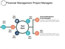 Financial Management Project Managers Ppt Powerpoint Presentation Infographic Template Files Cpb
