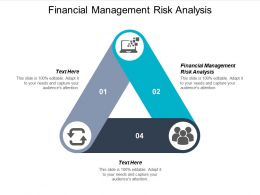 Financial Management Risk Analysis Ppt Powerpoint Presentation Gallery Example Introduction Cpb