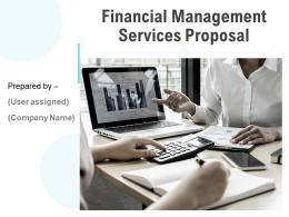 Financial Management Services Proposal Powerpoint Presentation Slides