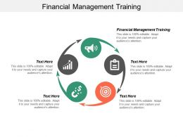 Financial Management Training Ppt Powerpoint Presentation Outline Smartart Cpb