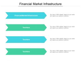 Financial Market Infrastructure Ppt Powerpoint Presentation Inspiration Examples Cpb