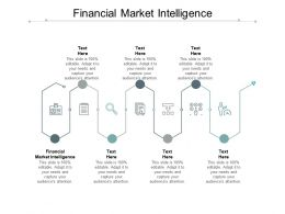 Financial Market Intelligence Ppt Powerpoint Presentation Show Elements Cpb