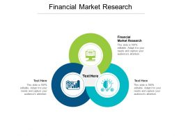 Financial Market Research Ppt Powerpoint Presentation Slides Graphic Images Cpb