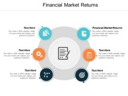 Financial Market Returns Ppt Powerpoint Presentation Infographic Template Templates Cpb