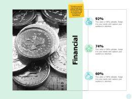 Financial Marketing Analysis Ppt Powerpoint Presentation File Portrait