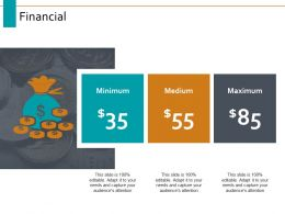 Financial Marketing Business Ppt Powerpoint Presentation Summary Slideshow