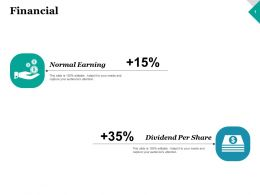 Financial Marketing Investment Ppt Inspiration Design Inspiration