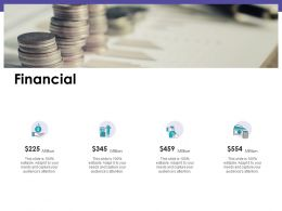 Financial Marketing L1235 Ppt Powerpoint Presentation Infographic
