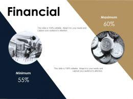 Financial Marketing L792 Ppt Powerpoint Presentation Model Layout
