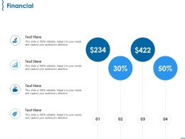 Financial Marketing L894 Ppt Powerpoint Presentation Layout