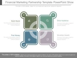 Financial Marketing Partnership Template Powerpoint Show