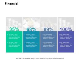 Financial Marketing Ppt Slides Graphics Tutorials