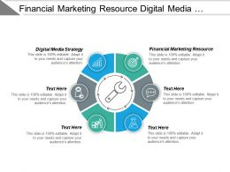 Financial Marketing Resource Digital Media Strategy Business Network Cpb