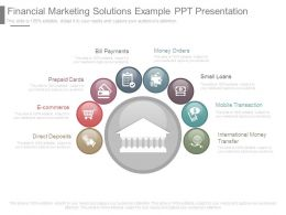 Financial Marketing Solutions Example Ppt Presentation