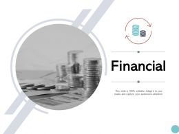 Financial Marketing Strategy Ppt Powerpoint Presentation Icon Background Images