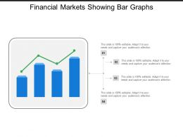 Financial Markets Showing Bar Graphs