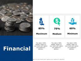 Financial Maximum Medium A331 Ppt Powerpoint Presentation Model Ideas