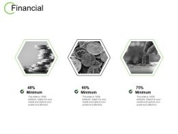 Financial Maximum Medium C140 Ppt Powerpoint Presentation File Summary