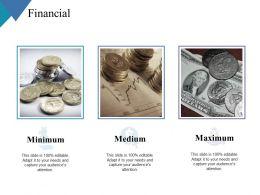 Financial Maximum Medium C332 Ppt Powerpoint Presentation Layouts Gallery
