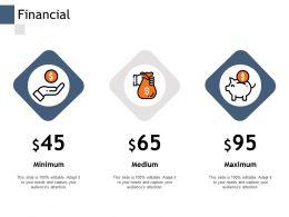 Financial Maximum Medium C639 Ppt Powerpoint Presentation Infographics Master Slide