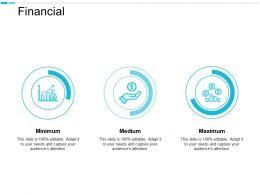 Financial Maximum Medium C657 Ppt Powerpoint Presentation Portfolio Summary