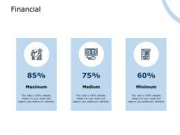 Financial Maximum Medium C819 Ppt Powerpoint Presentation Summary Professional