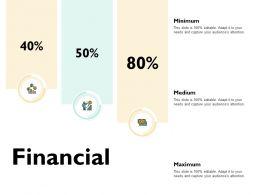 Financial Maximum Medium Ppt Powerpoint Presentation Gallery Graphics Download