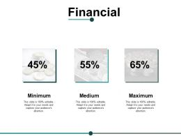 Financial Maximum Medium Ppt Powerpoint Presentation Summary Structure