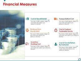 Financial Measures Powerpoint Slide Backgrounds Template 1