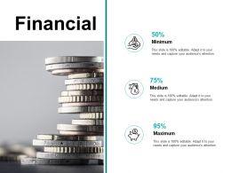 Financial Medium C1183 Ppt Powerpoint Presentation Layouts Slide Download