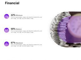 Financial Medium C1308 Ppt Powerpoint Presentation Styles Mockup