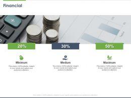 Financial Medium M132 Ppt Powerpoint Presentation Portfolio Themes