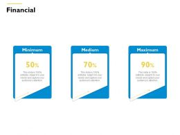 Financial Medium M557 Ppt Powerpoint Presentation Gallery Structure