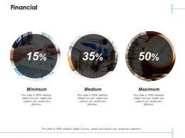 Financial Medium Maximum C370 Ppt Powerpoint Presentation Slide
