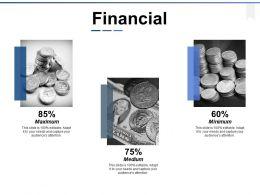 Financial Medium Maximum Ppt Powerpoint Presentation Gallery Infographic Template
