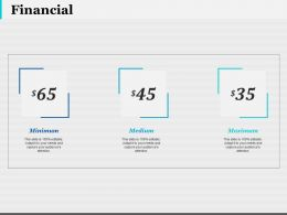 Financial Medium Ppt Infographic Template Infographic Template